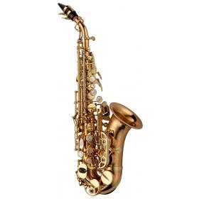 Yanagisawa Soprano Sax Curved - Elite Bronze Unlacquered