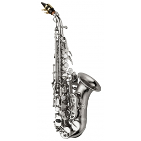 Yanagisawa Soprano Sax Curved - Elite Bronze Silverplated