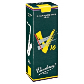 Vandoren Tenor Sax Reeds 5 V16 (5 BOX)
