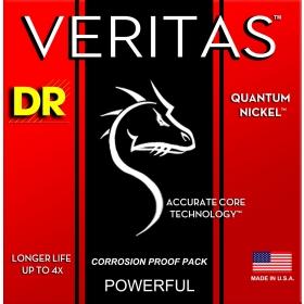 DR Strings Veritas Electric Big - Heavy