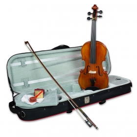 Hidersine Piacenza Violin 4/4 Academy Finetune Outfit