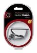 G7th Capo Performance 2 Classical Guitar - Silver