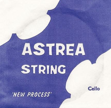Astrea Cello String D - 1/2-1/4 size