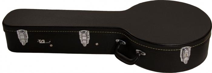 TGI Tenor Banjo Hardcase - Woodshell