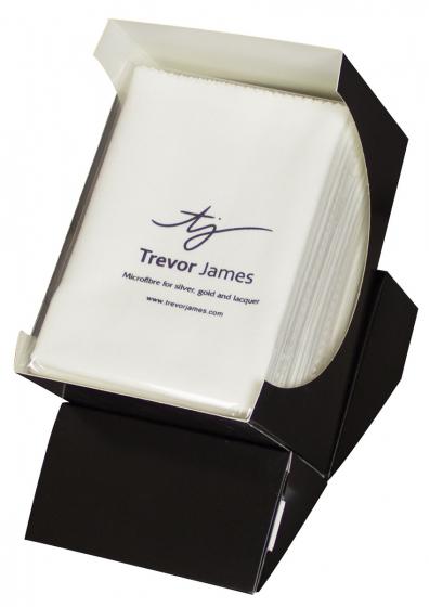 Trevor James Microfibre Polish Cloth