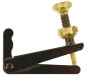 Wittner Cello String Adjuster. 4/4 Black with Gold Screws