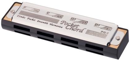 Tombo Harmonica Pocket Chord