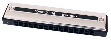 Tombo Tremolo Harmonica Tremolo 16 C