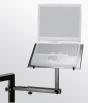 K&M Laptop Holder - Black