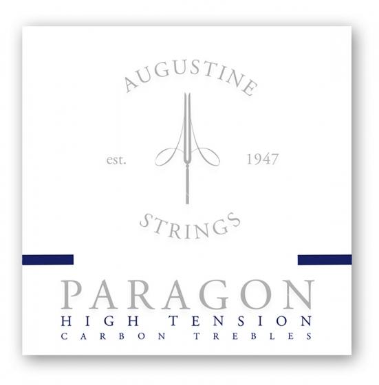 Augustine Paragon Blue - High Tension Set Classical Guitar Strings