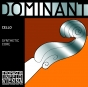 Dominant Cello String A. Chrome Wound. 1/4
