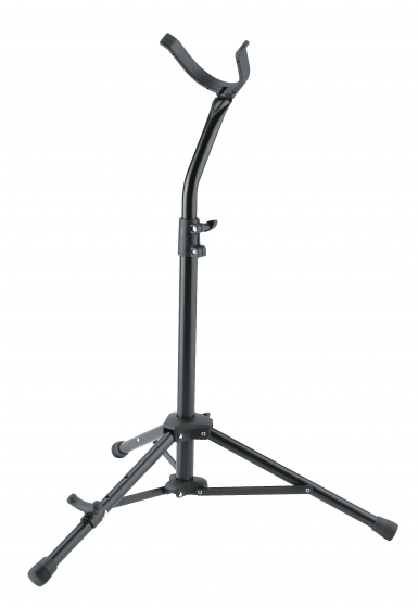 K&M Saxophone Stand Baritone Black