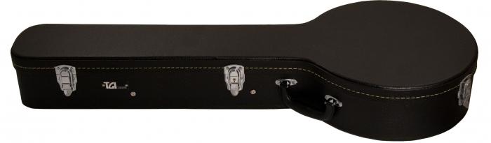 TGI 5 String Banjo Hardcase - Woodshell