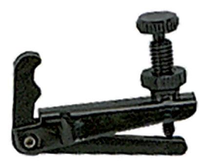 Wittner Violin String Adjuster. Black.