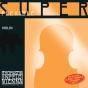 SuperFlexible Violin String E. 3/4 Chrome Wound*R