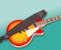 Neotech Mega Guitar Strap - Long