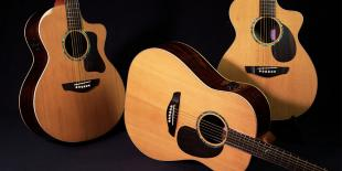New PJE Legacy Series models from Faith Guitars