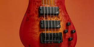 Spector adds 'Inferno Red' to Euro Bolt range